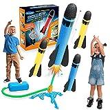 LET'S GOT! Spielzeug ab 3-12 Jahre Junge, Rakete Kinder Spielzeug Jungen 3-12 Jahre Outdoor Spielzeug ab 3-12 Jahre Gartenspiele für Kinder ab 3-12 Jahre Geschenke für Mädchen 3-12Jahre