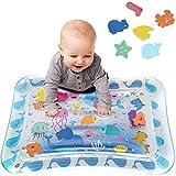 Wassermatte Baby Airlab Aufblasbare Wasserspielmatte Tastmatte Bauchzeit für Säuglinge und Kleinkinder, Spielzeug für Baby, Innen und Außen, Weihnachtsgeschenk