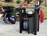 Koll Living BBQ Service-Tisch - der perfekte Helfer für Jede Grill-Party