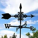 Wetterfahne Pfeil klein 50,5 x 71 cm