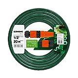 Cellfast 10-100V Gartenschlauch, grün, 1/2'-20m
