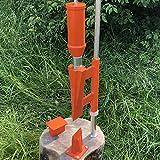 Forest Master© Smart Splitter Holzspalter manuell Typ FMSS Holz Handspalter Log Spalter Brennholzspalter
