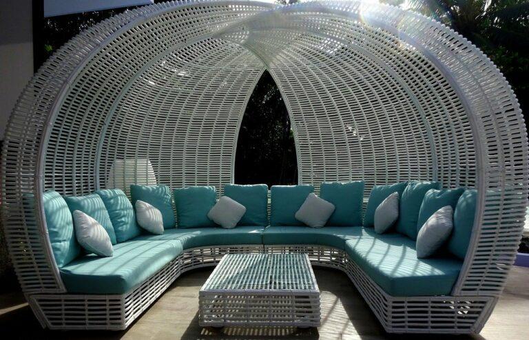 Loungemöbel für Terrasse und Balkon